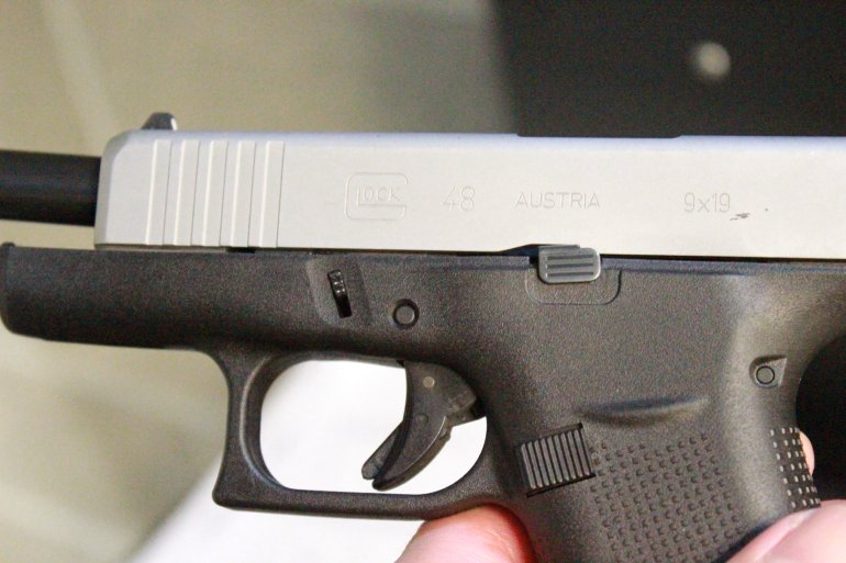 Gun Review:  GLOCK G48 Single-Stack 9mm