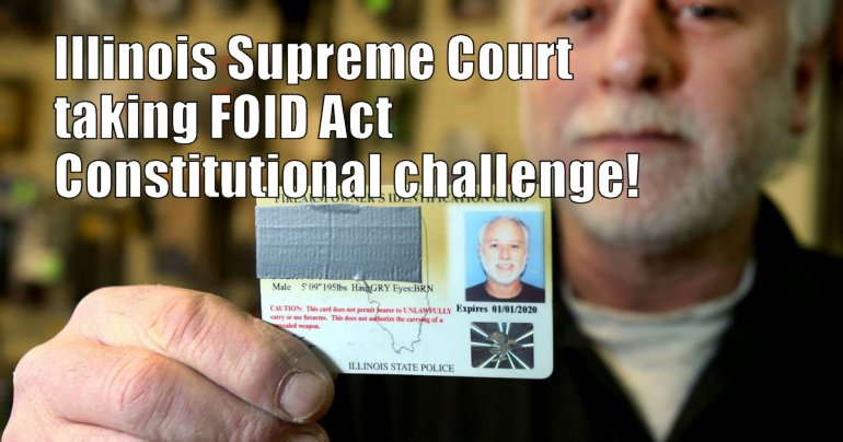 White County, IL judge rules FOID *unconstitutional*; IL AG appeals to Illinois Supreme Court