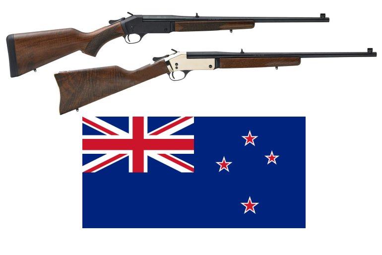 Henry762 rifles