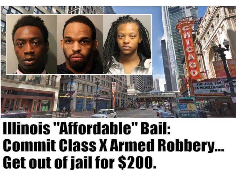 """Affordable Bail"" puts us ALL in Danger"