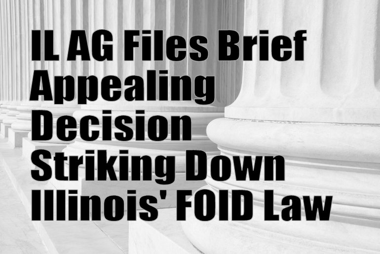 Read the Illinois Attorney General's Brief in the Brown FOID Case