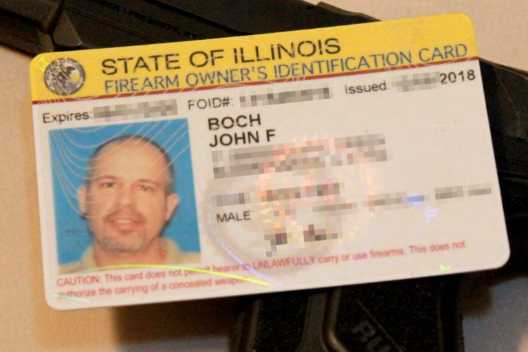 Guns Save Life Challenges Illinois' FOID Act with NRA Support