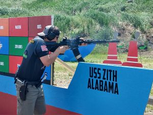 Catching up with fast moving 16 year old 3-Gun rising star Jon Wiedell