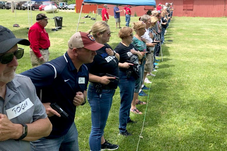 Guns Save Life Offers Free Firearms Class for Illinois Educators