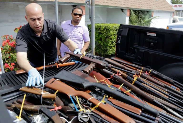Vox: The Only Way to 'Do Something' About Gun Violence is Nationwide Confiscation