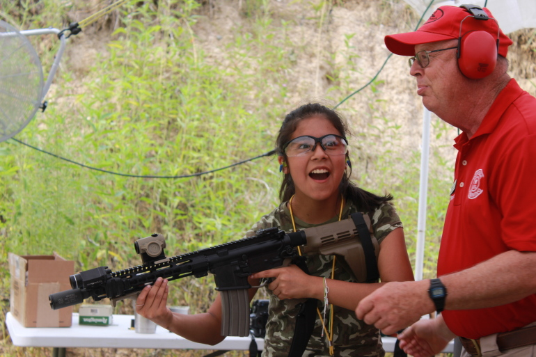 25th Anniversary of Nation's Longest-Running NRA Youth Shooting Camp at Darnall's