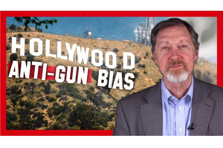 VIDEO:  John Lott Rips Hollywood's Bigoted Bias Against Gun Owners
