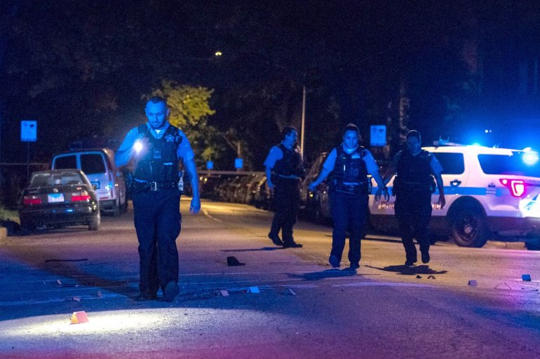 Chicagoland political leaders bicker while the bodies pile still higher