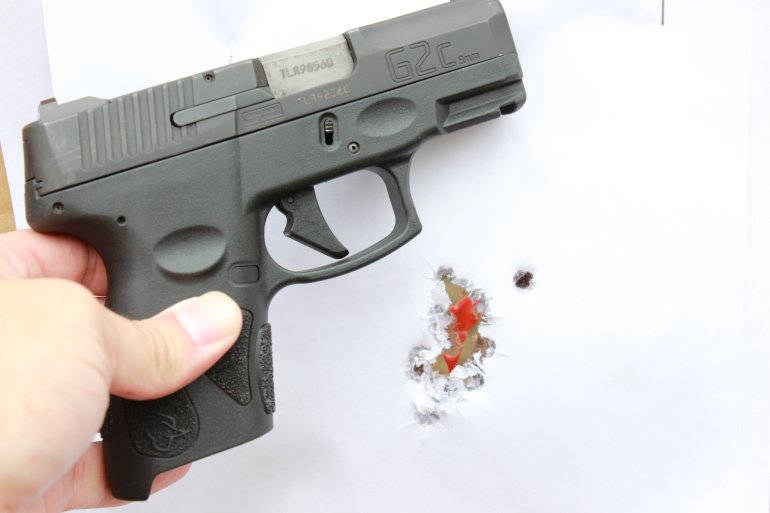 AWESOME:  Taurus G2c With a Keep Tinkering Trigger Upgrade…  The best $200 pistol out there!
