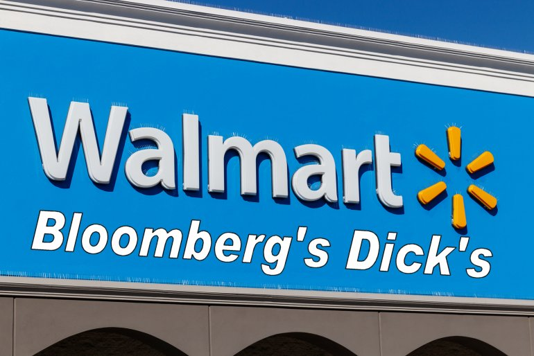 WHY?  Walmart's a Charter Member of Everytown for Gun Safety's 'Responsible Firearms Retailer' Partnership