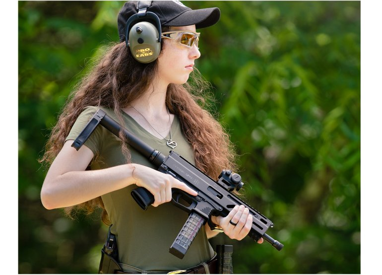LEARN 'EM, LOVE 'EM, LIVE 'EM:  Four Basic Firearm Safety Rules