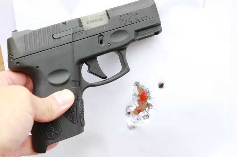 """Taurus G2c with """"Keep Tinkering""""  $30 do-it-yourself trigger upgrade ROCKS!"""