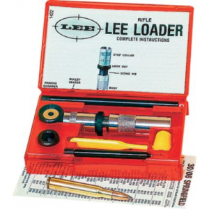 Ammo shortage? Sneak past with a Lee Classic Loader reloading kit