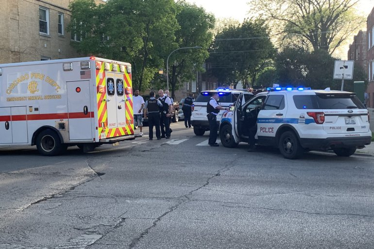 Memorial Day, Chicago Style: 10 killed, 42 wounded
