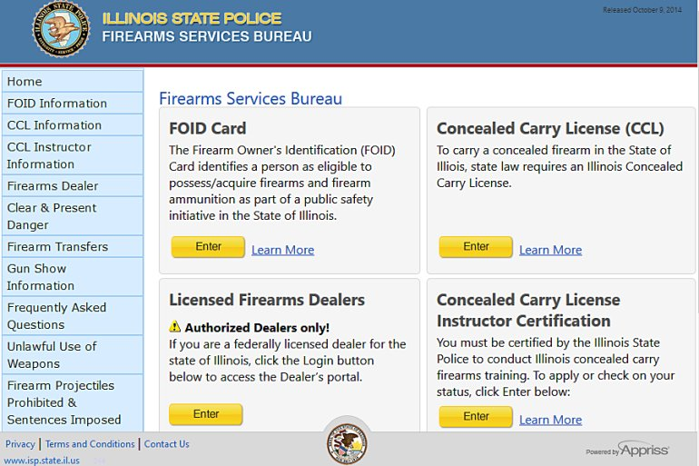 Illinois State Police Statement on 'Mask + Gun = Felony' Issue Clarifies Nothing