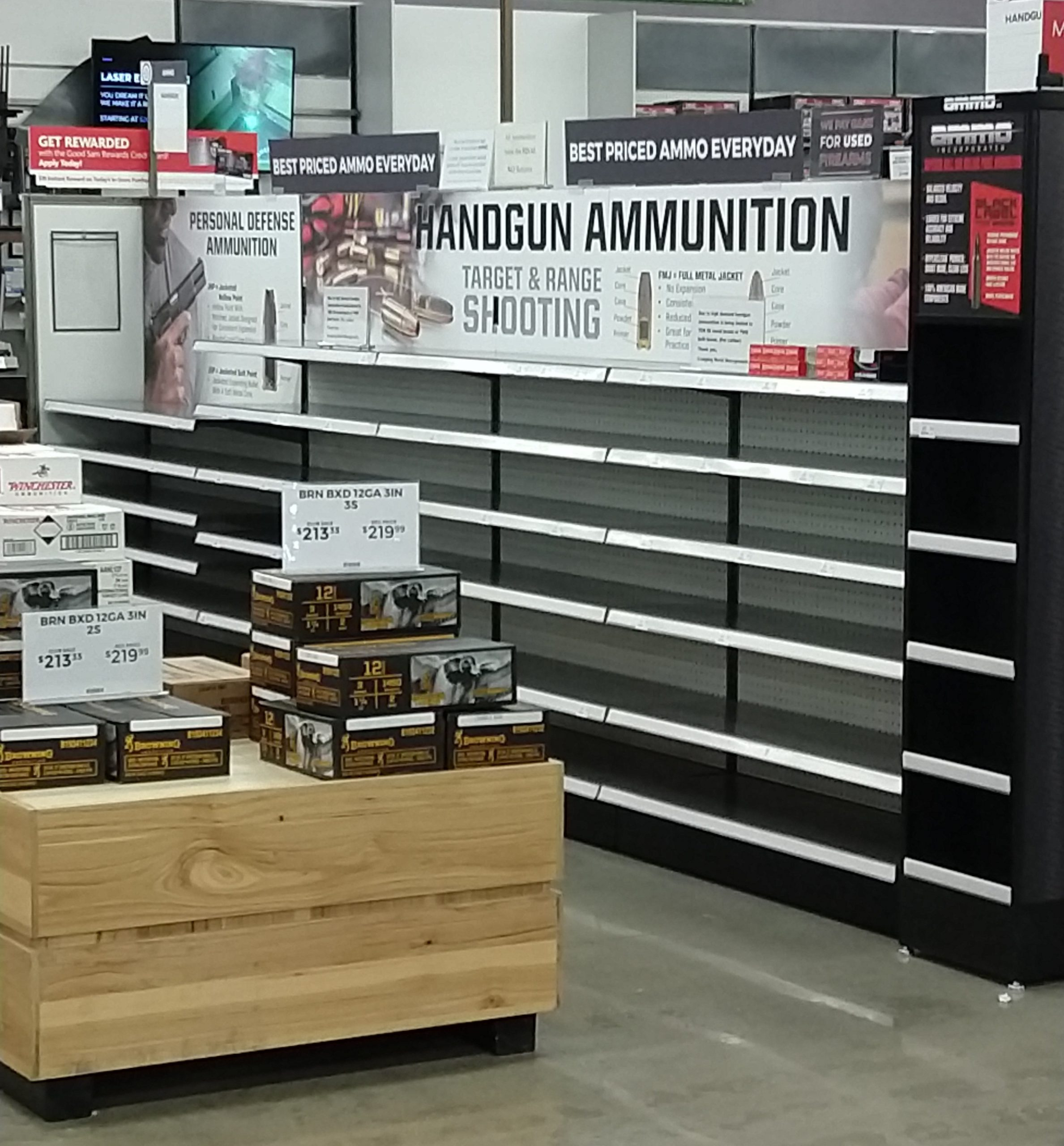 Anatomy Of Yet Another Guns and Ammo Shortage