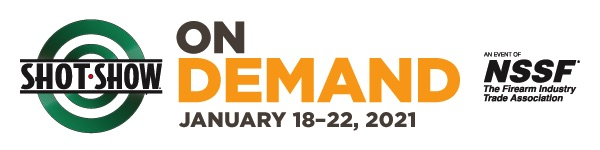 "Opening Day at the Online-only ""SHOT Show On Demand"""