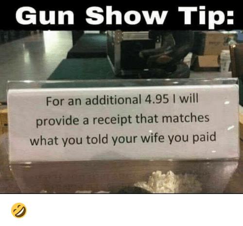 Gun Show Woes