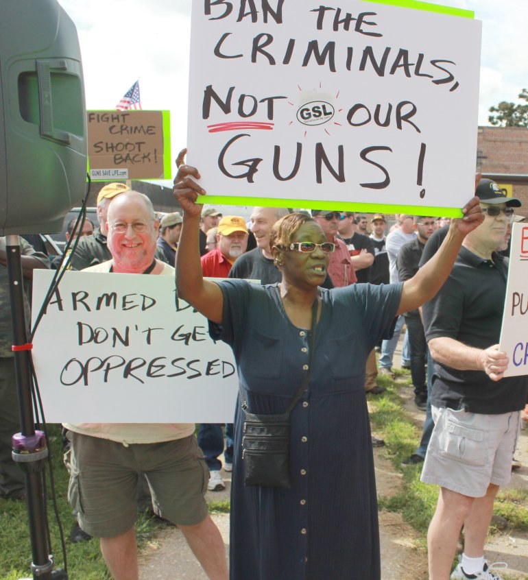 Guns Save Life defends *everyone's* right to self-defense