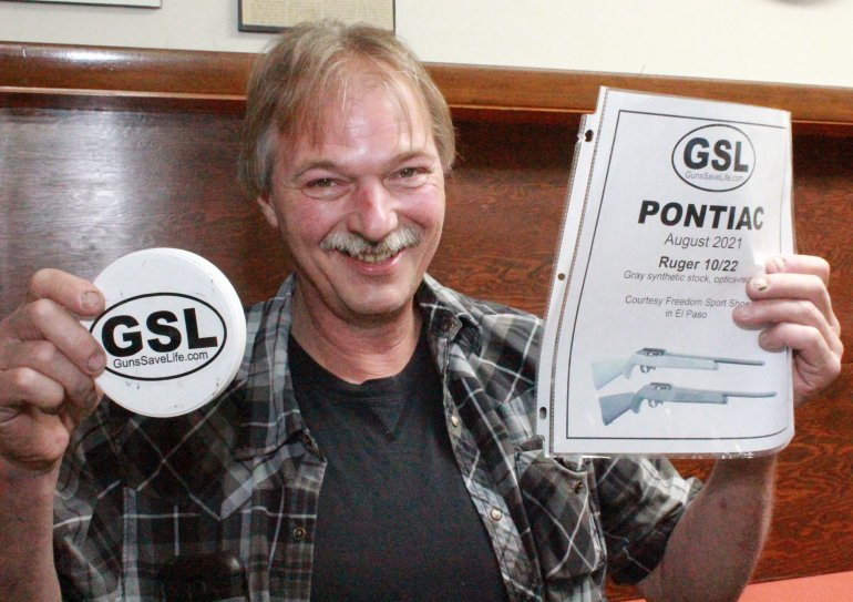 """IMPORTANT NOTICE:  September's Springfield GSL meeting is CANCELLED.   Other venues are a """"GO!"""""""